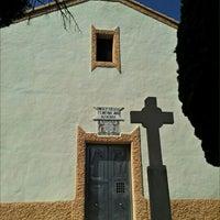Photo taken at Ermita de la Verge de la Llum by Cesk X. on 9/11/2012