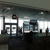 Photo taken at Gate F93 by Andy H. on 7/31/2011