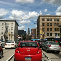 Photo taken at Forbes Avenue by  Amanda . on 8/22/2011