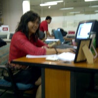 Photo taken at OCBC NISP by Nadya N. on 12/28/2011