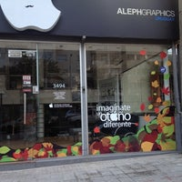 Foto diambil di Aleph Store oleh Pedro L. pada 5/5/2012