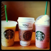 Photo taken at Starbucks by Clair A. on 5/19/2011