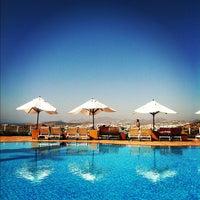 9/7/2012 tarihinde Wes A.ziyaretçi tarafından The Marmara Hotel'de çekilen fotoğraf