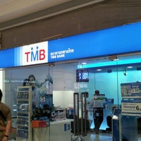 Photo taken at TMB Bank by YoON ^. on 12/1/2011