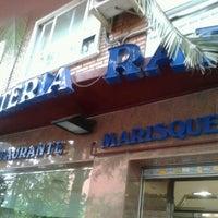 Photo taken at Marisquería Bar Rafa by Arturoo P. on 5/28/2012