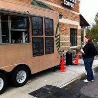Photo taken at Starbucks by Sloane K. on 2/21/2012