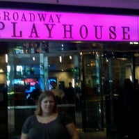 Photo taken at Broadway Playhouse by Vinci F. on 9/17/2011