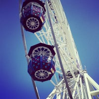 Photo taken at Giant Wheel by Edgar A. on 8/20/2012