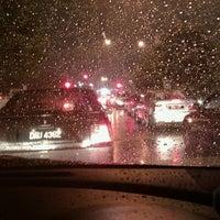 Photo taken at Traffic Light Gate UiTM Seksyen 7 by yord v. on 12/1/2011