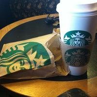 Photo taken at Starbucks by Chelsea D. on 2/4/2012