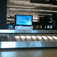 Photo taken at Baggage Claim by Alley A. on 5/8/2012