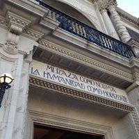 """Photo taken at Aula Magna """"Fray Servando Teresa de Mier"""" by Sara H. on 5/22/2012"""