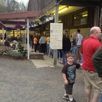 Photo taken at Mackey's Orchard by Whitney M. on 4/14/2012