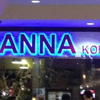 Photo taken at Manna Korean BBQ by Sharon on 6/9/2012