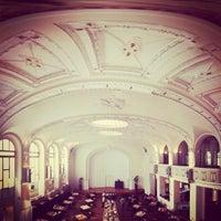 Photo taken at Hotel Theatrino by Clara B. on 5/9/2012