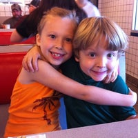 Photo taken at Waffle House by Jeanie C. on 4/28/2012