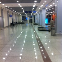 Photo taken at Prince Mohammad Bin Abdulaziz International Airport (MED) by Abdullah T. on 6/1/2012