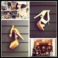 Photo taken at Sezgi Besli Design Shoes Store by Sezgi B. on 7/9/2012
