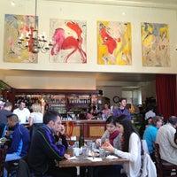 Photo taken at Cafe Divine by Derek H. on 5/28/2012