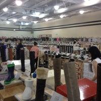 Photo taken at DSW Designer Shoe Warehouse by Joseph B. on 7/23/2012