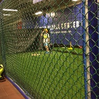 Photo taken at The Baseball Center NYC by Juliana S. on 9/13/2012