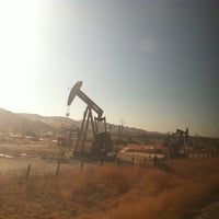 Photo taken at San Ardo Oil Field by Victoria F. on 8/20/2012