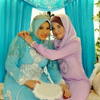 Photo taken at Denafira Bridal - Laman Perkahwinan (Tasek Gelugor) by Denafira B. on 4/8/2012