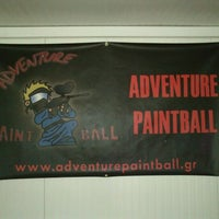 Photo taken at Adventure Paintball by Iordanis M. on 4/13/2012