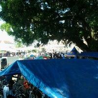 Photo taken at Panggung Terbuka Balai Budaya Gianyar by Putu W. on 4/15/2012