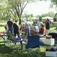 Photo taken at Fox Memorial Park by Mark G. on 5/11/2012