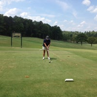 Photo taken at DeGray State Park Golf Course by Elva A. on 8/24/2012