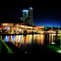 Photo taken at Bayside Marketplace by Nadim J. on 4/25/2012