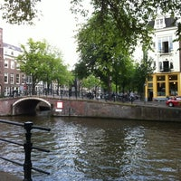 Photo prise au Amsterdamse Grachten par MK le7/7/2012