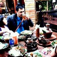 Photo taken at Gudeg Plengkung by Yustina I. on 7/14/2012