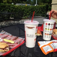 Photo taken at Firehouse Subs by Reba S. on 8/20/2012
