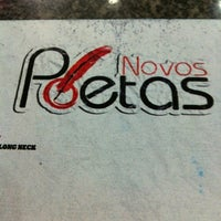 Photo taken at Novos Poetas by Josael O. on 7/31/2012