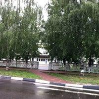 Photo taken at Гимназия № 44 by Michael C. on 5/28/2012