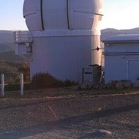 Photo taken at Mount Stromlo Satellite Laser Ranging Facility by Ka neh L. on 6/10/2012