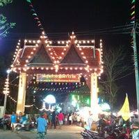 Photo taken at Wat Sunthon Thammikaram by Kaikong on 3/18/2012