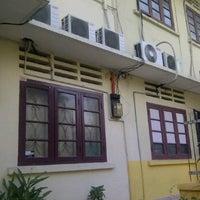 Photo taken at Pujangga Homestay by Febri F. on 3/16/2012