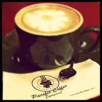 Photo taken at Pacific Coffee Company by Wendy.L on 6/8/2011