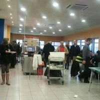 Photo taken at Cafeteria Malvarosa UPV by Carlos d. on 1/27/2012
