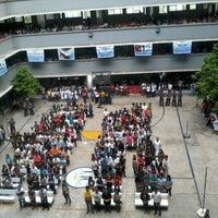 Photo taken at University of Cebu - Banilad Campus by Kevin Y. on 6/26/2012