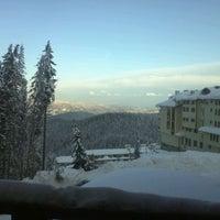 Photo taken at Хотел Екстрийм Пампорово by marianne s. on 2/16/2012