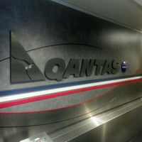 Photo taken at QANTAS Check In Counter by Patrick F. on 12/24/2011