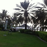 Photo taken at Le Méridien Mina Seyahi Beach Resort & Marina by beverly c. on 7/19/2011