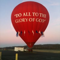 Photo taken at Pottstown Municipal Airport (N47) by Bruce P. on 12/3/2011