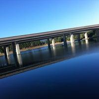 Photo taken at Almaden Lake Bike Trail by Kendra M. on 6/28/2012