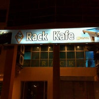 Photo taken at Rack Cafe by Farid D. on 7/26/2011