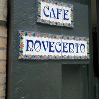 Photo taken at Novecento by Jose A N. on 9/11/2011